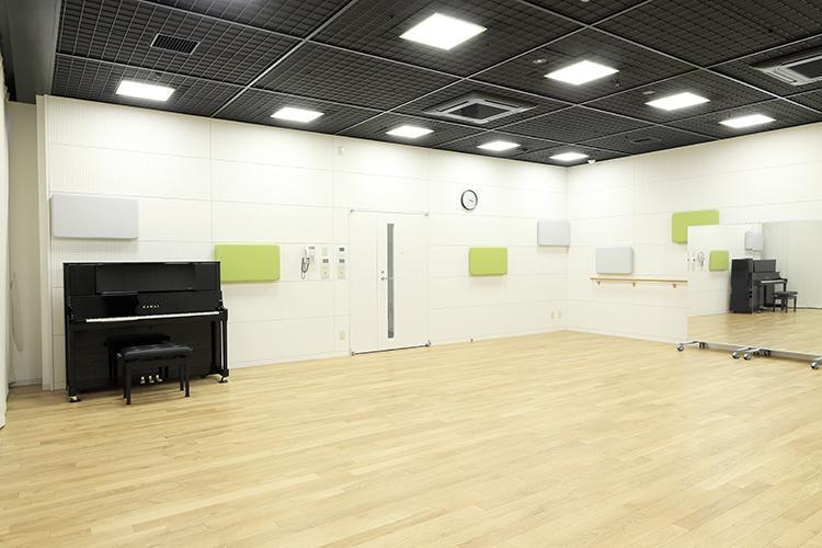 音楽・演劇練習室の写真