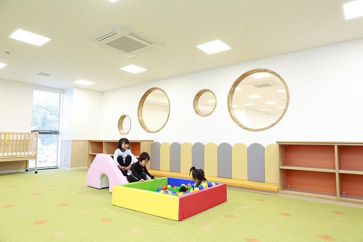 幼児室の写真